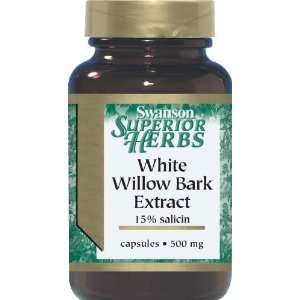 What is white willow bark extract