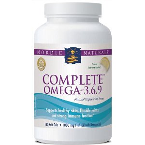 Omega 3 6 and 9 supplements