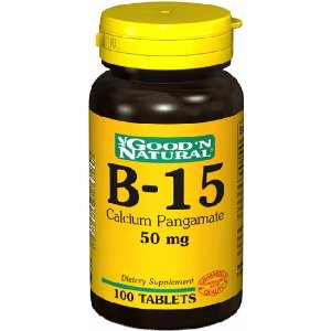 Natural Cure for Asthma: Vitamin B15